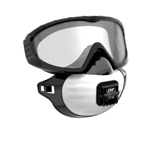Máscara de proteção respiratória - Kit