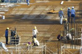 sinalização de segurança em estaleiros de obras