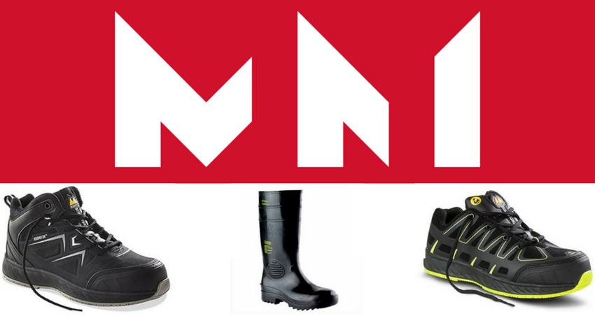 Modelos de calçado resistente para trabalho