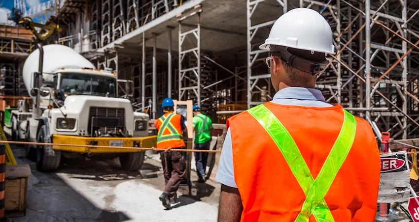 segurança construção civil