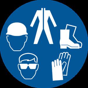 Equipamentos de Proteção Individual (EPI)