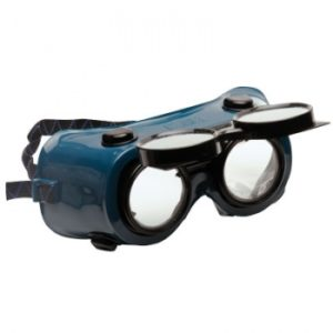 Óculos de soldadura a gás