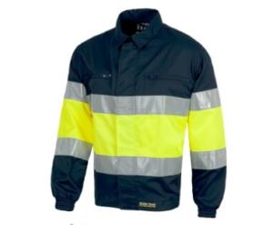 Equipamentos de proteção individual - vestuário de proteção (Blusão Alta-Visibilidade)