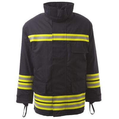 Vestuario de alta visibilidade - Casaco bombeiro