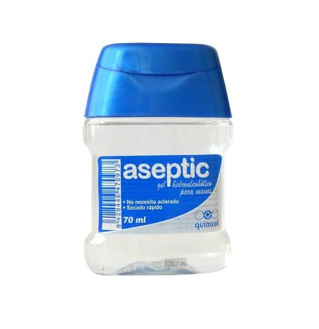 Gel desinfetante ASEPTIC